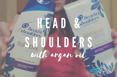 Head& Supreme Repair με argan oil