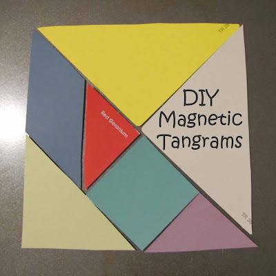 make your own math tangrams