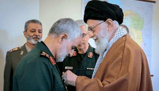 Qassem Soleimani Disebut Sebagai Teroris Paling Berdarah Di Dunia
