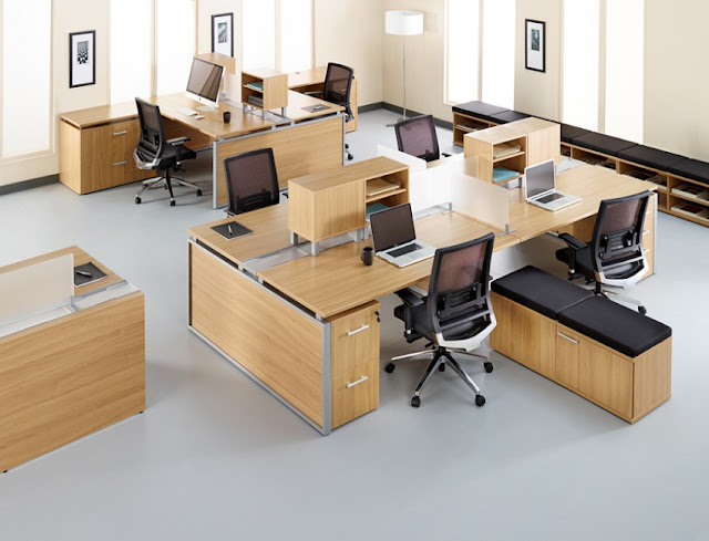 best buy modern used office furniture in Miami for sale cheap