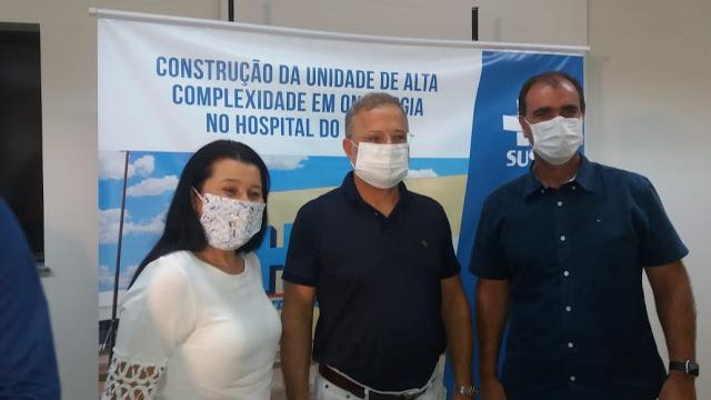 Deputada Jusmari Oliveira fala sobre a vinda da Unidade de Oncologia para Barreiras