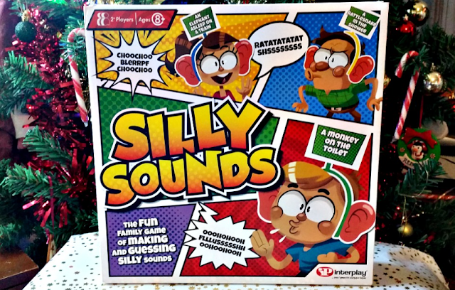 Silly Sounds game