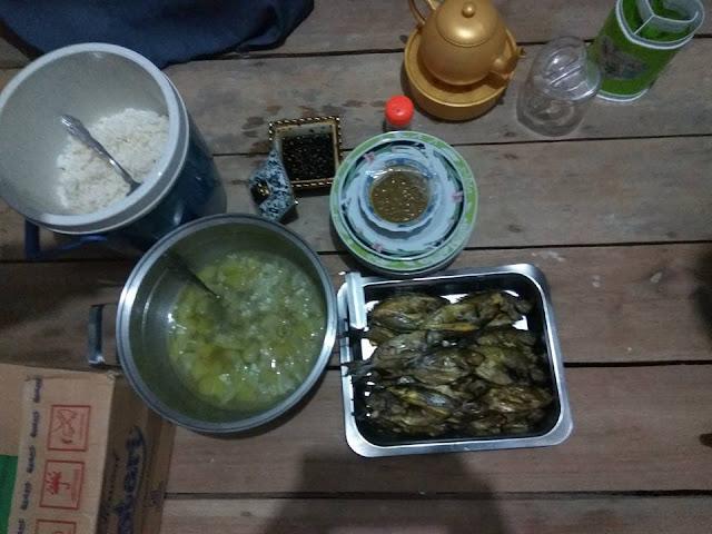 sea food pulau benan