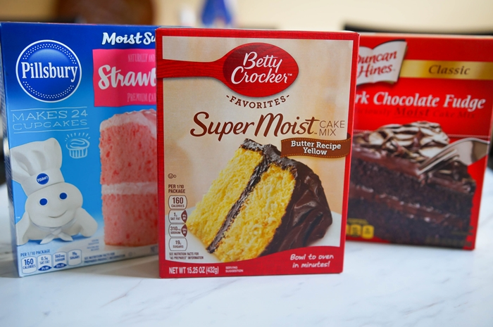 9 Way to Elevate Cake Mix | bakeat350.net for The Pioneer Woman Food & Friends