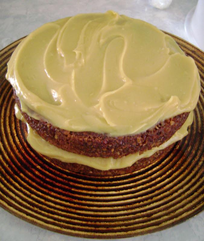 Jo And Sue: Pecan Pie Cake