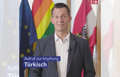 وزير,الصحة,النمساوي,يخاطب,بعض,الأجانب,بخصوص,التلقيح