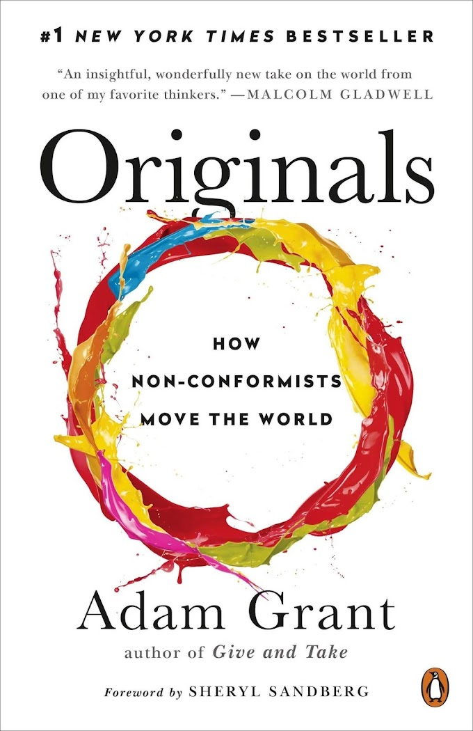 Originals by Adam Grant Ebook Download
