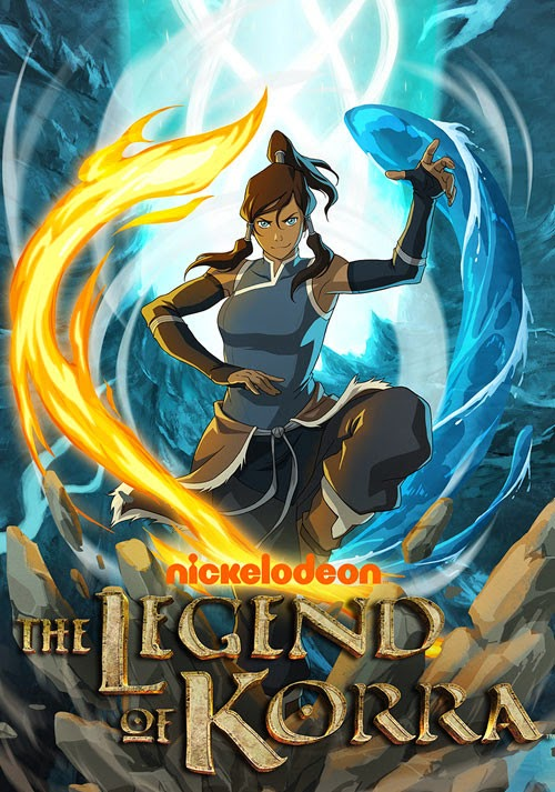 The Legend Of Korra PC Cover Caratula