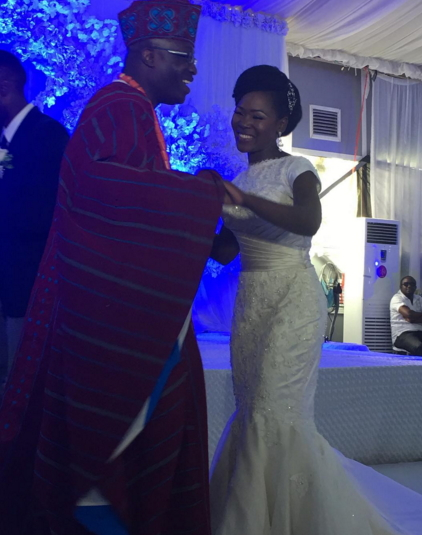 ayuba daughter wedding pictures