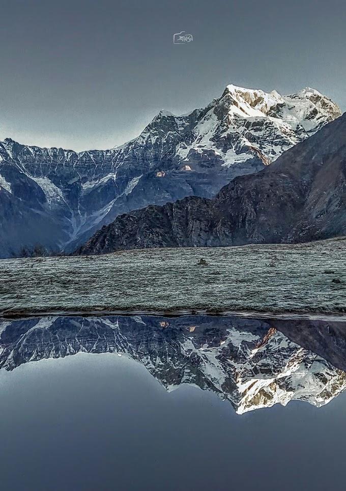 Mount Chowkhamba 7,138 mt