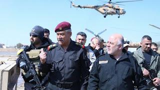 رئيس الوزراء حيدر العبادي يعلن تحرير الموصل بالكامل على يد القوات العراقية و اعلان اسبوع النصر العظيم + فيديو