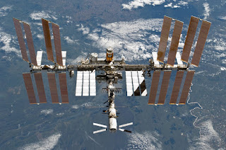 США поднимет скорость в Space Network до 600 Мб/с пока России сидит на 256 Кб/с