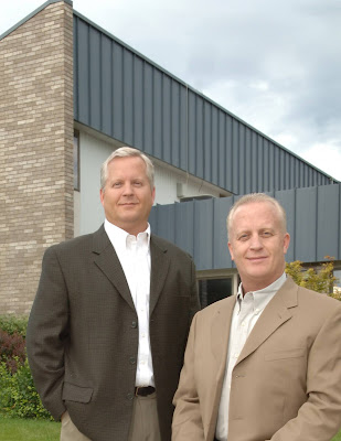 ProSoft founders, Kim and Mark Anderson