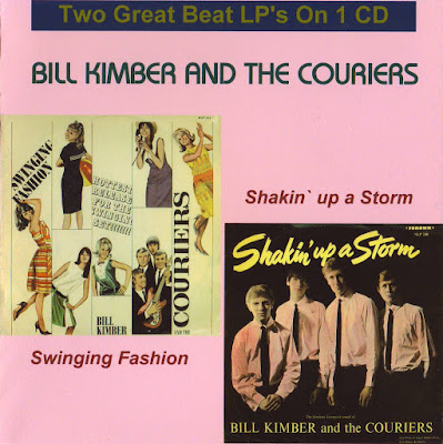 Bill Kimber & The Couriers - Shakin' Up A Storm & Swinging Fashion