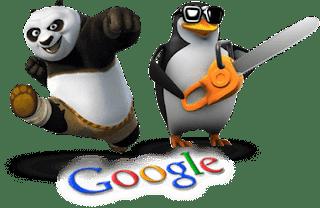 cara menjadi blogger sukses - perbarui algoritma google
