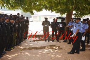 Angry 120 SARS Operatives Prepare To Leave Lagos Command
