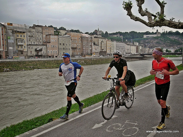 Maratona em Salzburgo