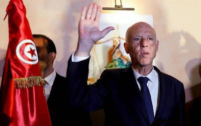 قيس سعيد، من هو قيس سعيد، قيس سعيد الرئيس التونسي، الرئيس التونسي قيس سعيد