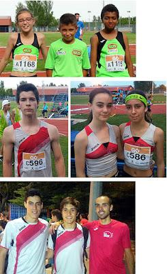 Atletismo Aranjuez