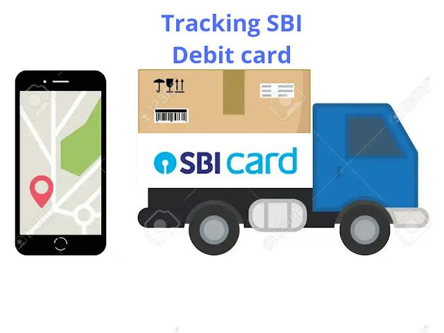 Track SBI Debit card