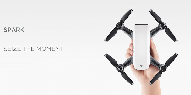 It's still an autonomous smart drone with return-to-home, TapFly, QuickShot, ActiveTrack, and Gesture functions.