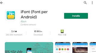 App iFont