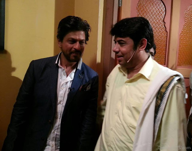 Naseem Vicky With King Khan