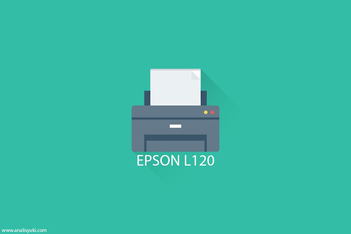 Cara Install Driver Printer Epson L120 Lengkap dengan Gambar