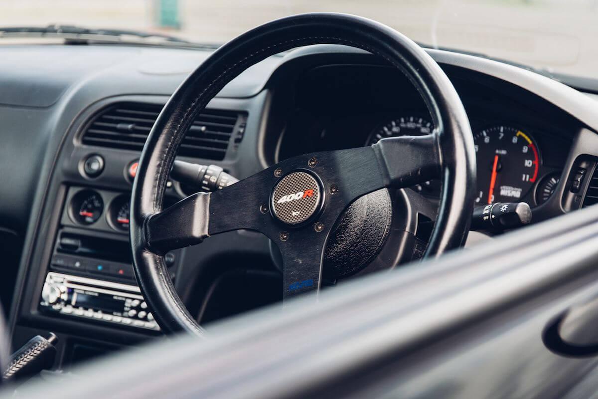 Nissan Skyline GT-R Nismo 400R Interior