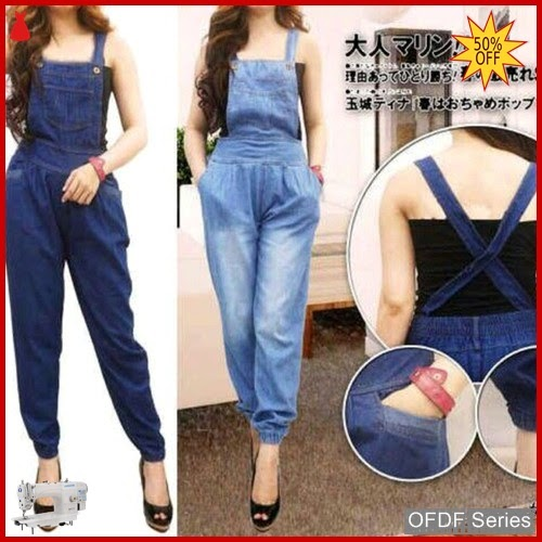 OFDF268 Jeans Overall Jeans Vinetta Modis BMGShop