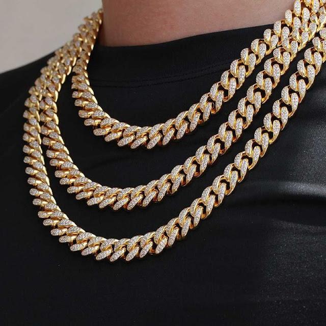 Trendy jewelry by Helloice