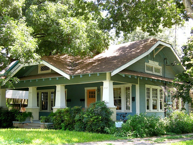 Vintage Junky Creating Character Dream Home Exterior