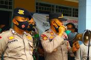 Balai Desa Penusupan Digrudug Warga, Kapolsek Randudongkal Berhasil Redam dan Bubarkan Kerumunan Massa