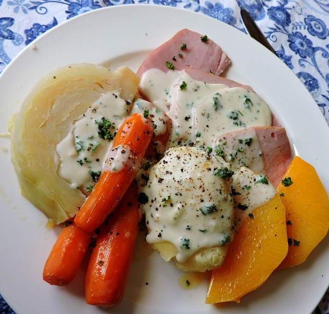 A Traditional Boiled Dinner