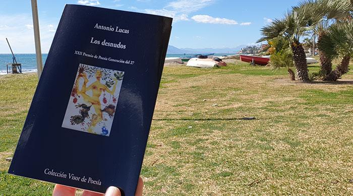 «Los desnudos» de Antonio Lucas (Visor)