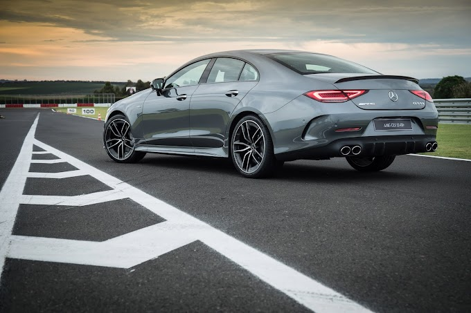 Mercedes-AMG CLS 53 Performance