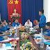 Phú Tân: Tỉnh đoàn kiểm tra Công tác Đoàn - Hội - Đội và phong trào TTN năm 2017