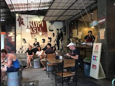 Tempat nongkrong paling hits di Ubud di tahun 2019