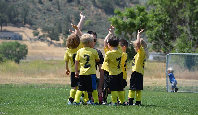 Image: Soccer Kids, by Luvmybry on Pixabay