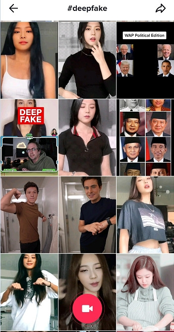 Kpop Deepfake