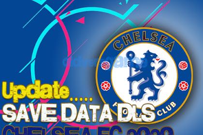 Update Save Data Dream League Soccer Chelsea FC Season 2020-2021