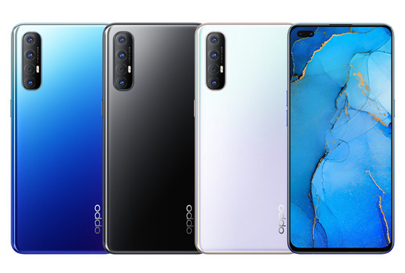 Oppo Launches Reno 3 Pro with Six Cameras