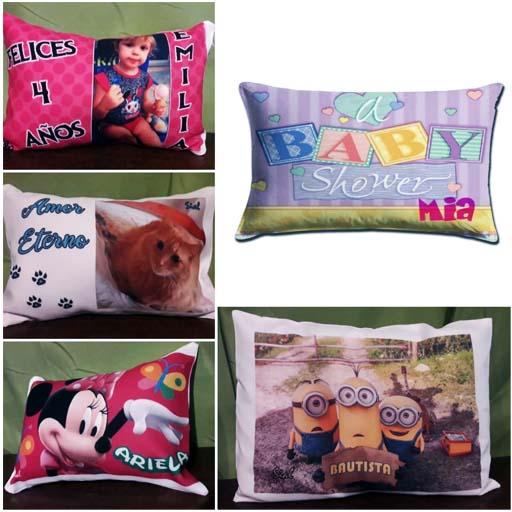 almohadones para souvenirs