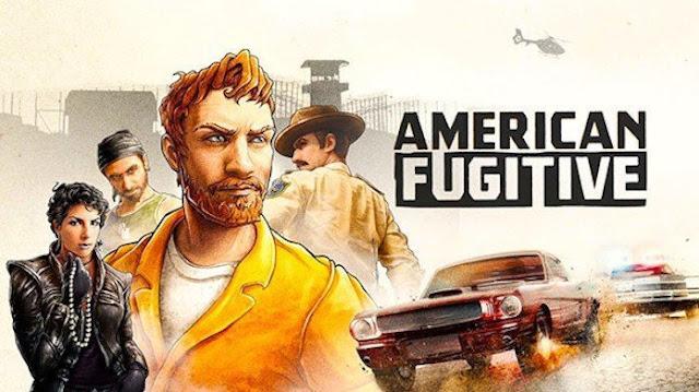 تعرف على لعبة  شبيهة GTA لعبة American Fugitive, قادمة هذا العام لجميع المنصات..