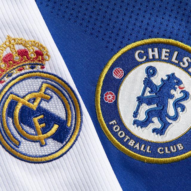 مباراة ريال مدريد وتشيلسي