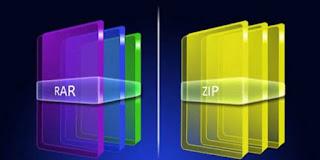 Cara Termudah Membuat / Mengkompres File  Menjadi Rar Di Smartphone Android