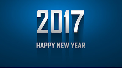 New Year Greetinns 2017
