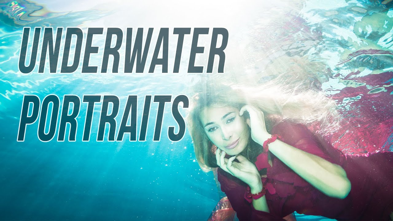 How to Shoot Underwater Portraits in a Swimming Pool with your DSLR or Mirrorless and Speedlight