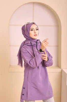 8 Hijab Styles For Summer-Spring season