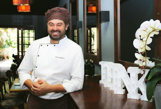 chef Dann Mattos